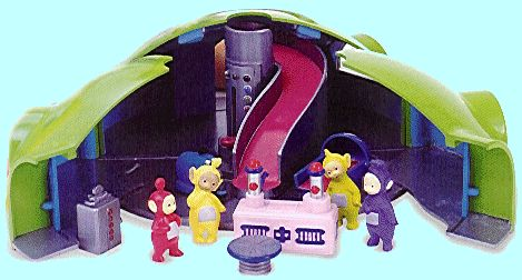 toy store teletubbies